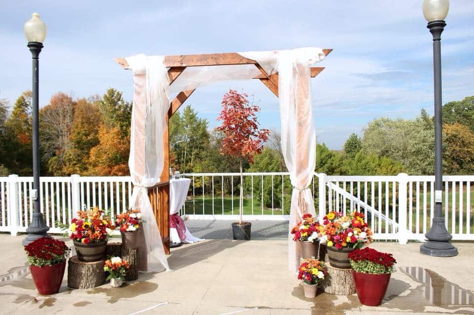 Wedding Ceremonies Prairie View Terrace