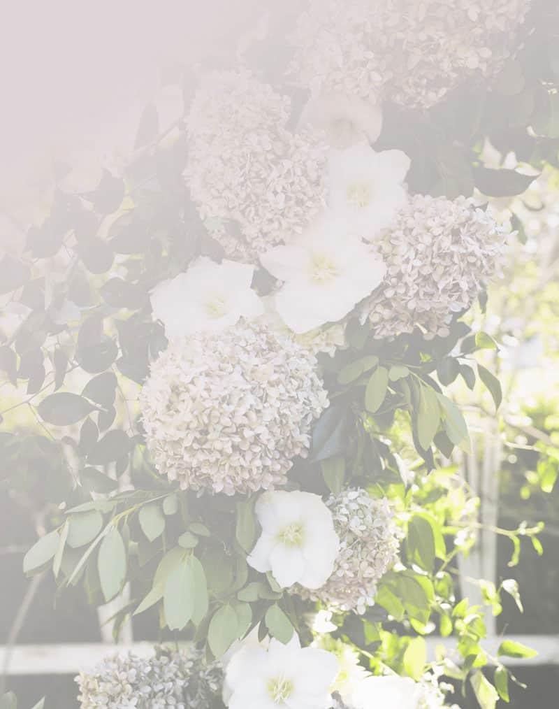 Beautiful Flowers at Heston Hills Event Center