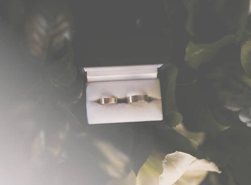 Wedding Rings at Heston Hills Event Center