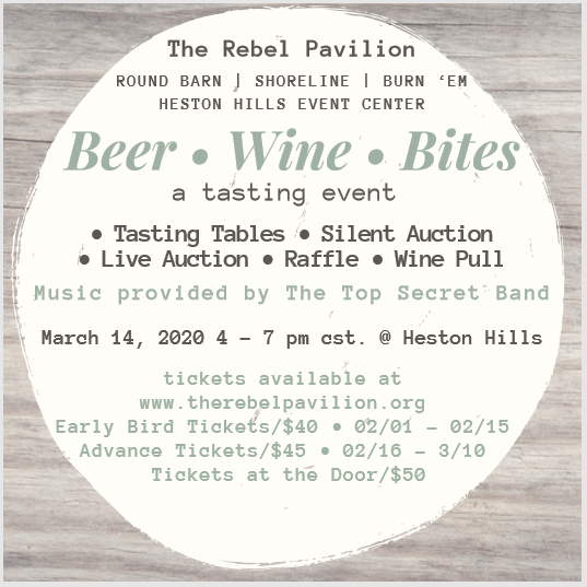 Tasting Event 2020 - Beer Wine Bites