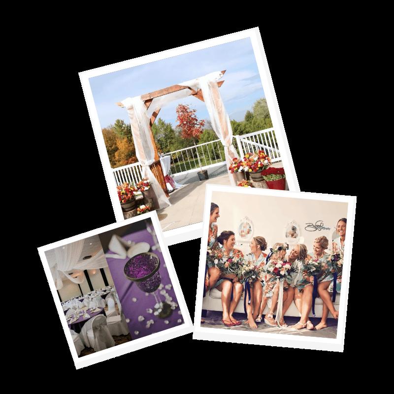 Heston Hills Event Center Photo Collage